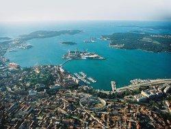 Курорты Адриатического моря в Хорватии