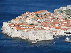 Город Дубровник - жемчужина Хорватии