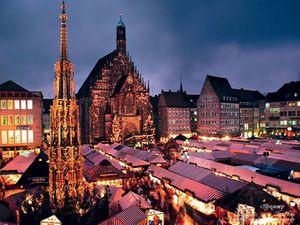Европейские города манят туристов своими рождественскими ярмарками