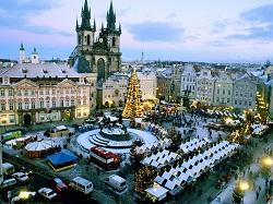 В Прагу…развлекаться!