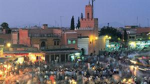 Тысяча и одна ночь в Марокко